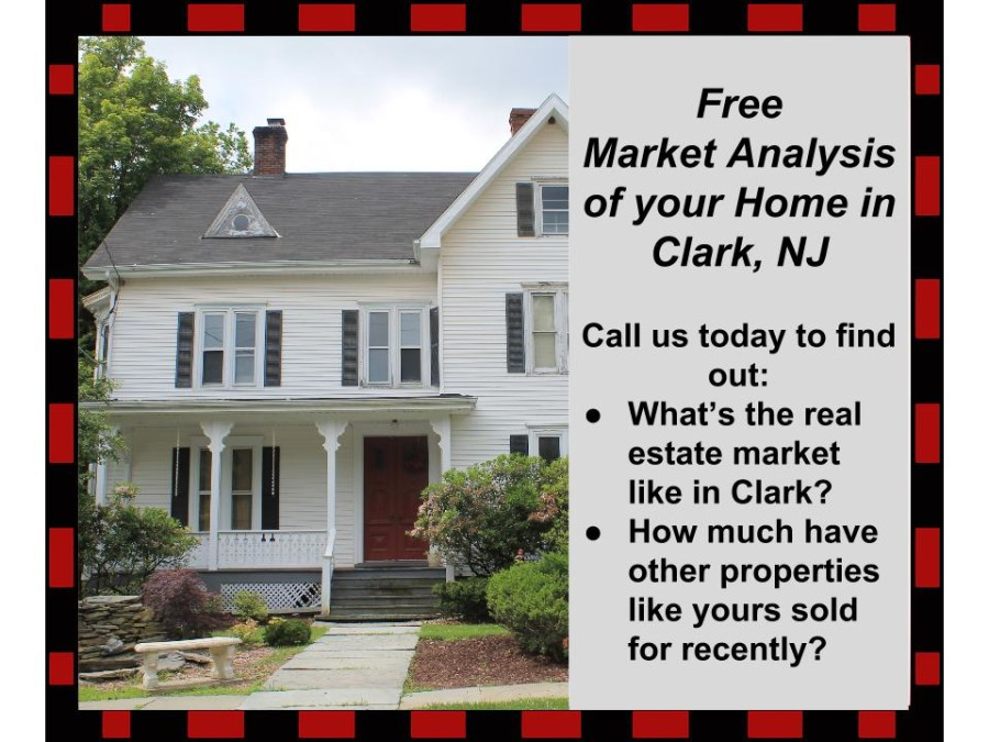 FREE market analysis of clark