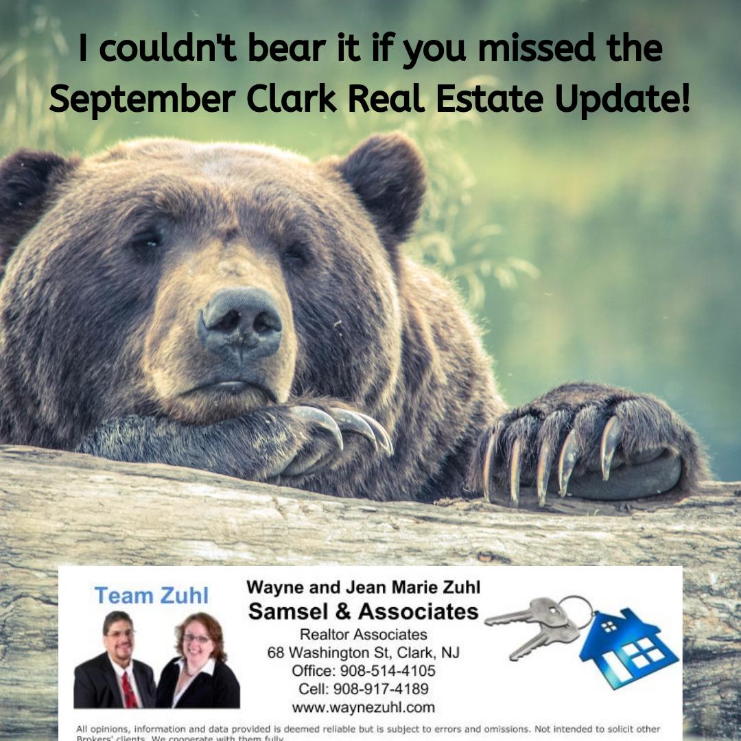 september 2019 clark nj real estate market report