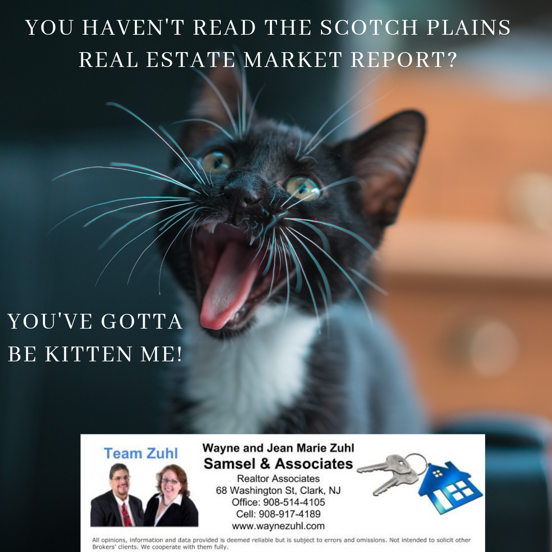 buying and selling a home in scotch plains