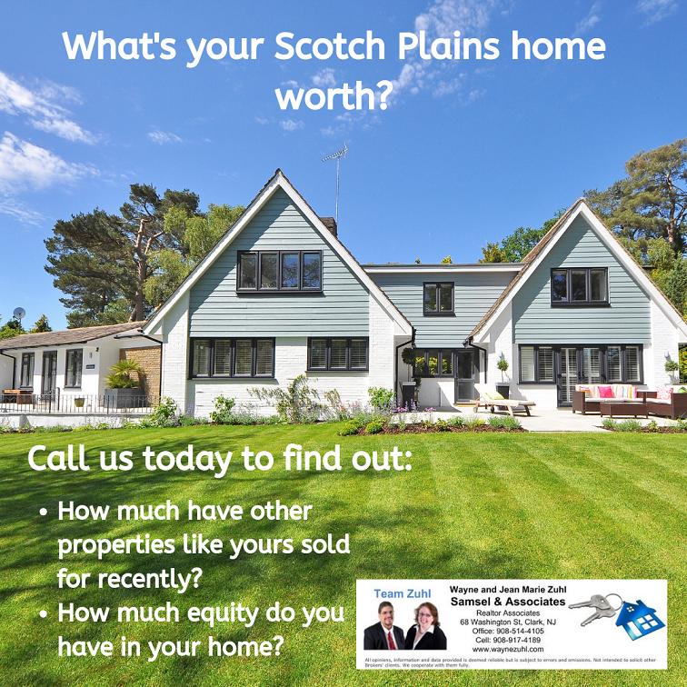 scotch plains free market analysis
