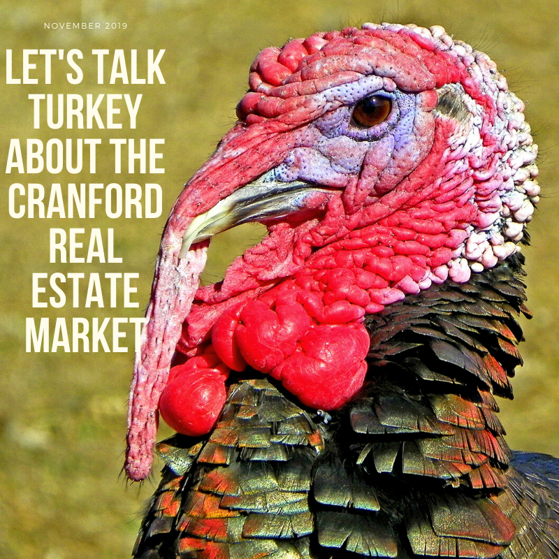 Let's talk turkey about the Cranford real estate market (1)