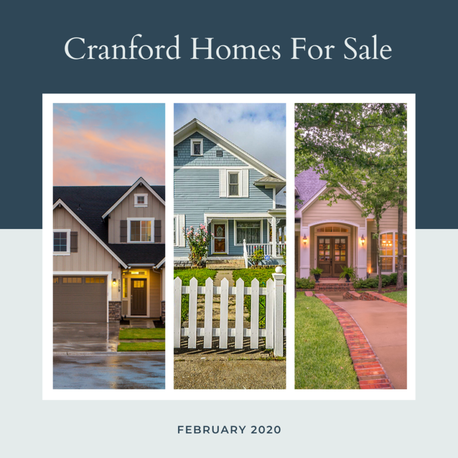 Cranford Homes For Sale feb 2020